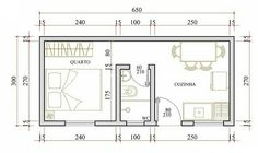 Apartment layout granny flat 53 new ideas Studio Apartment Layout, Small Apartment Design, Tiny Spaces, Small Apartments, Small House Plans, House Floor Plans, Plan Chalet, Apartment Floor Plans, Small Apartment Plans