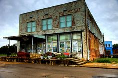The Blues Club, Clarksdale, Mississippi