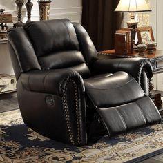Astoria Grand Medici Manual Glider Recliner Upholstery: B Recliner With Ottoman, Glider Recliner, Armchair, Luxury Home Furniture, Lounge Furniture, Furniture Decor, Pedicure Chairs For Sale, Leather Reclining Sofa