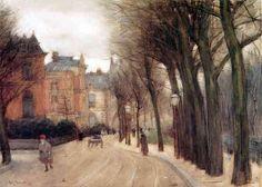 Floris Arntzenius (Dutch, 1864 - 1925) Prinsevinkenpark