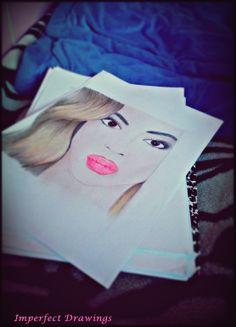 beyonce,drawing,carolina dudrova,pencils, illustration