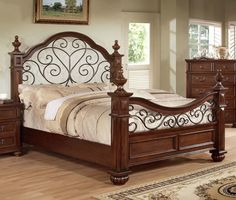 hokku designs lorrenzia panel bed u0026 reviews wayfair