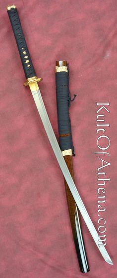 Kogane Dynasty Forged Damascus Katana