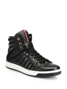In Fashion Mens Coats Cheap Mens Fashion, Mens Boots Fashion, Best Mens Fashion, Leather Fashion, Leather Men, Sneakers Fashion, Prada Shoes, Men's Shoes, Italian Shoes For Men