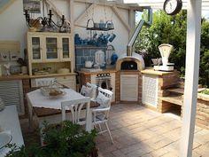 u morkusovic: Letní kuchyň