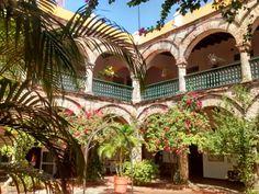Monasterio en el cerro de la Popa, Cartagena