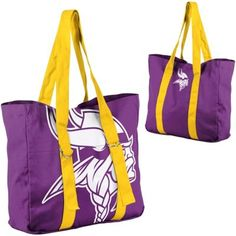 Minnesota Vikings Ladies Big Logo Tote