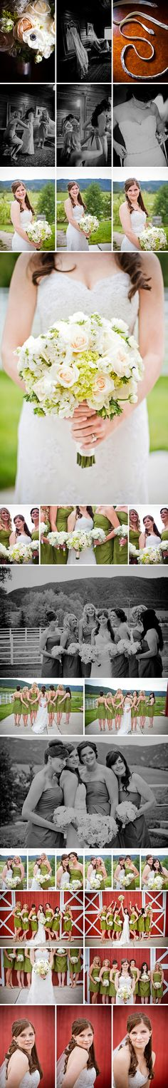 A Crooked Willow Farms Wedding, Larkspur, Colorado