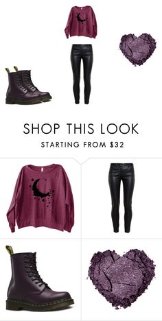 """""""Untitled #49"""" by nora-simpson on Polyvore featuring Balenciaga and Dr. Martens"""