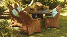 Croquet Aluminum Seating Collection by Summer Classics | Pinterest ...
