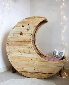 pallet cable reel furniture for kids
