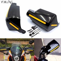 Motorcycle Hand Guard Handguard Shield Windproof Motorbike Motocross ATV Universal Protector Modification Part Protective Gear #Affiliate