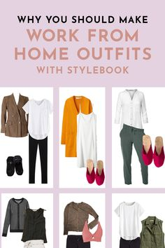 Get outfit ideas and try a 5 day outfit challenge to inspire you to get dressed even if you're staying at home! Getting dressed can help you keep a sense of normalcy and also feel more productive, plus it comes in handy if need to hop on a quick video chat! Here is some advice on how to look put together but stay comfortable. #loungewear #loungeoutfit