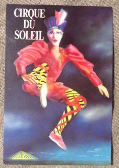 Second Production Cirque du Soleil Promotional by petitcoeur, $100.00