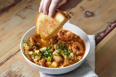 Recipe: Spicy Tomato and Shrimp Soup — Recipes From the Kitchn