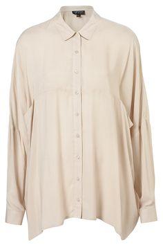 Longsleeve Oversize Shirt - Pennsylvania - Collections - Topshop USA