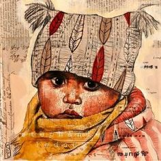 Bébé Gorkha - Inde by Stéphanie Ledoux by elvira