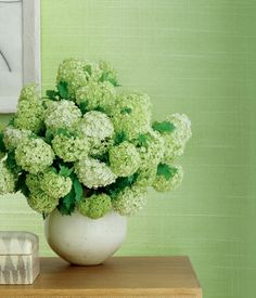 Ralph Lauren Paint's Bright Canvas Faux Technique in a cheerful and chic green, Stem