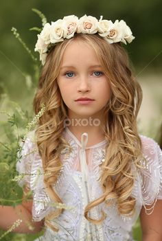 child with blonde hair and blue eyes - Google Search