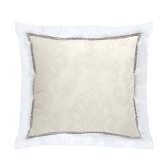 Vera Cotton Throw Pillow