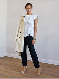 Women's Apparel: shop the looks office hours | Banana Republic