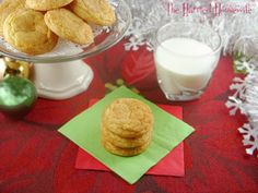 Easy Snickerdoodles: Take a shortcut in the kitchen with this easy recipe for Christmas cookies.