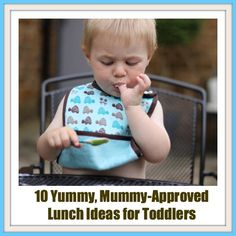 Top 10 Quick, Simple and Healthy Lunch Ideas for Toddlers Healthy Toddler Lunches, Healthy School Lunches, Summer Lunches, Caboo Baby Carrier, Baby Temp, Modern Cloth Nappies, Breastfeeding Tops, Baby Food Recipes, Toddler Recipes