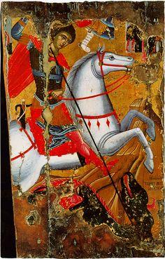 Saint George  16th century