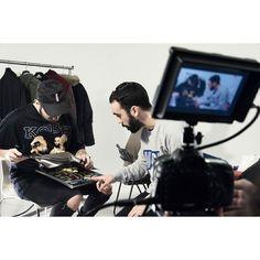 Rodaje del último videoclip de @laboheme_chuchos ft @_suitesoprano | Producido por @tiwastudio
