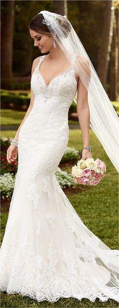 Lace Wedding Dresses (194)