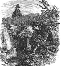"""Scalp of Brian Conner, near Kilrush Union-House. Tipperary Ireland, Irish Famine, Dog Smells, The Eighth Day, Previous Year, Catholic, 19th Century, London, History"
