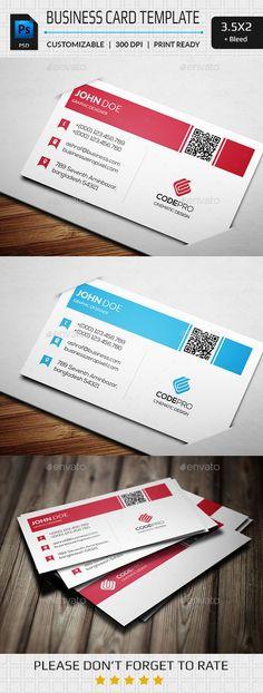 Download Httpbusinesscardjournalcomuniquemoderncorporate - Buy business card template