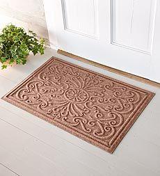 garden gate waterhog doormat