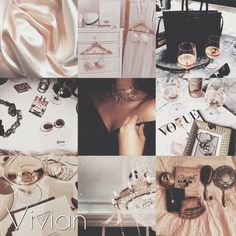 Vivian // name aesthetic