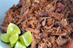 Slow Cooker Kalua Pig. This looks delicious and so easy! #paleo
