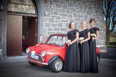 bridesmaids black & red Bridesmaids, Bridesmaid Dresses, Wedding Dresses, Photography Gallery, Wedding Photography, Red, Black, Fashion, Moda