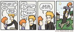PHD Comics: Why