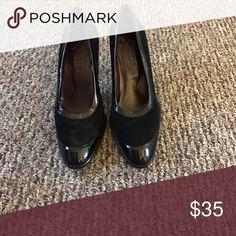 """Tods 3.5"""" heels Size 7.5 Tods pumps. Size 7.5. Heel height 3.5"""" Tod's Shoes Heels"""