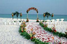 Roatan,Honduras one of my top pics for my beach wedding