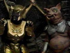 mighty morphin power rangers movie 1995 goldar & mordant | Image - Mordant-goldar.jpg - RangerWiki - the Super Sentai and Power ...