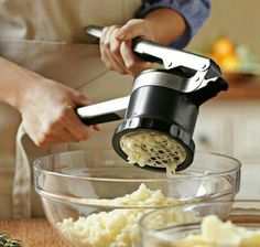 I'd like a few kitchen things. Not at the top of the list but I'd like one.   Potato masher