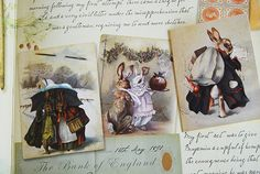 Page from Beatrix Potter A Journal by {Jessica Louise}, via Flickr