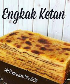 Donut Recipes, My Recipes, Cake Recipes, Dessert Recipes, Cooking Recipes, Indonesian Desserts, Indonesian Food, Resep Cake, Pudding Desserts