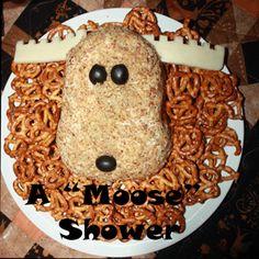 """""""Moose"""" Bridal Shower Food"""