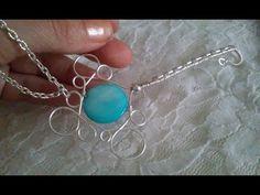 4fe747d1abdb collares artesanales collares de bisuteria collares modernos alambrismo paso  a paso gratis