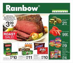 Rainbow Weekly Ad October 18 - 24, 2015 - http://www.olcatalog.com/rainbow/rainbow-weekly-ad.html
