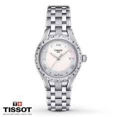 Tissot Womens Watch T-Trend T0720101111800