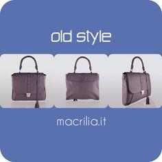 Old Style #macrilia #madrinitaly  www.macrilia.it