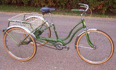 Schwinn Town & Country - I really love this bike!