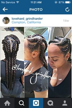 31 Cornrow Styles To Copy For Summer Hair And More Hair